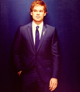 Just found Michael C. Hall I guess roughly a maand ago. <3