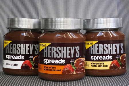 I never tried it before but I know my 18 jaar old niece loves it. I think it's very similar to the Hershey's chocolate spread.