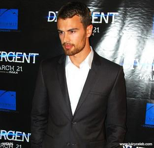 Theo looking theolicious with stubble<3