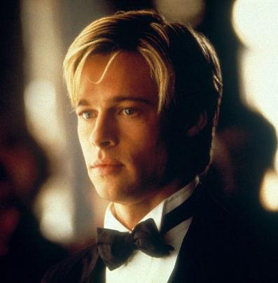 beautiful,blonde Brad<3