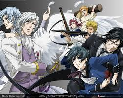 Black Butler takes place in England