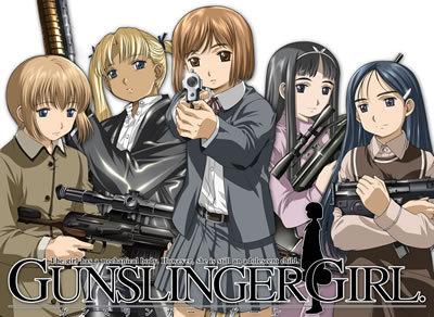 Gunslinger Girl- set in Italy