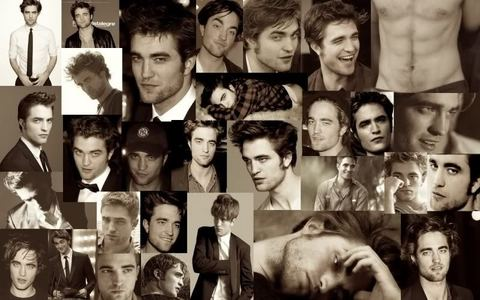 a whole bunch of Rob...now that's what I'm talking about<3