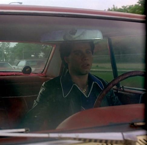 John driving :)