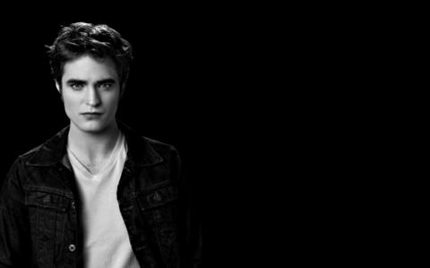 Robert with a black background<3