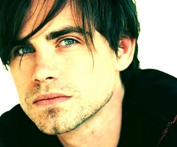 Rider's blue eyes :)