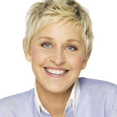 I HAVE to go with Ellen