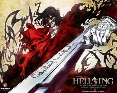 Hellsing Ultimate is mainly set in London.