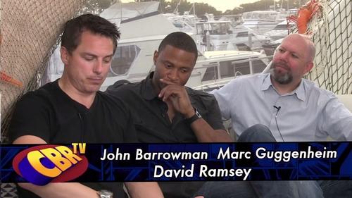 John, David, Marc