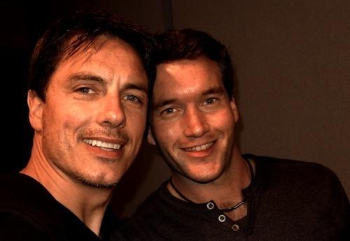 John & Gareth