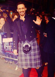 Tom Hiddleston:)