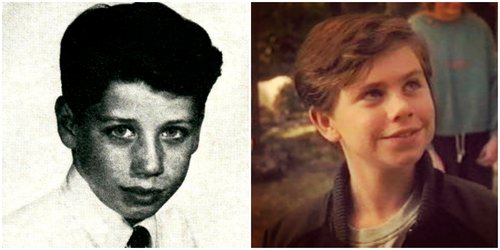 John at age 9 and Rider at age 10 <3