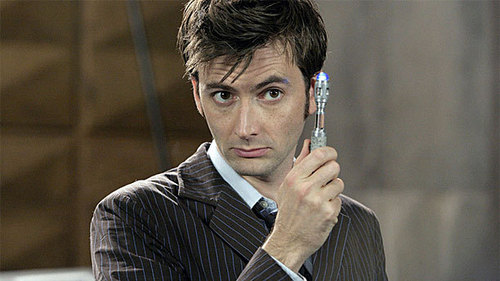 The Tenth Doctor <3