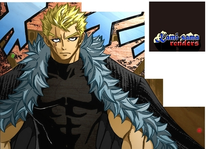 My Name Starts With 1 So... Laxus Dreyar From Fairy Tail !!!!