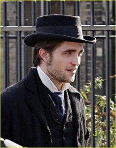My name starts with G so George Duroy(robert pattinson ). From below ami