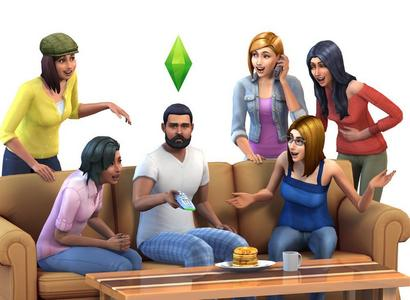 The Sims franchise. No good guys или bad guys. Just ordinary people doing ordinary things