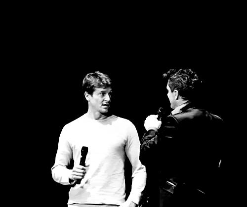 John and Scott.