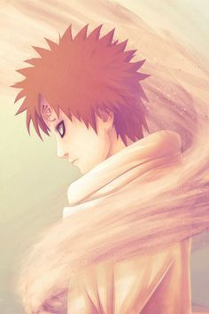 Gaara from Naruto/Shippuden <333 He actually means a lot to me for a fictional character. I absolutely upendo him! (maybe a little too much but whatever :P )
