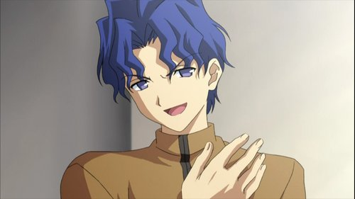 Shinji Matou from Fate/Zero. Not only is he a sadistic ass**** who rapes his sister and calls her a whore due to this, he is a bigger p**** than Shinji from Evangelion, and will let others die just so he can save himself. I REALLY hate this guy, in case it wasn't obvious enough