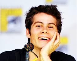 Look at his smile :3