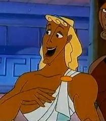 Adonis from Disney's <i>Hercules</i> ti vi series.