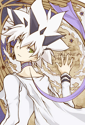 "This will NEVER be accurate enough... it's really hard for me but let's try, definetly not in order 1)Yami Bakura   Yugioh 2)Asura   Soul eater 3)Mephisto Pheles   Ao no exorcist 4)Vegeta   Dragonball Z 5)Italy   Hetalia 6)Ken Ichijouji   Digimon 02 7)Yamato Hotsuin   Devil survivor 2 8)Envy   Fullmetal alchemist 9)Shiroi Kumo ""Makenshi""   Final fantasy: Unlimited (pic) 10)Rin Okumura   Ao no exorcist ^_^"