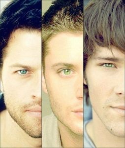 Sara's 3 sexy Supernatural babes and their beautiful,amazing and supernatural eyes<3