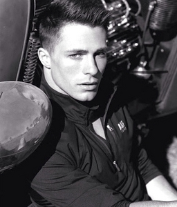 thanks to Victoria,I've come to really like Colton Haynes<3