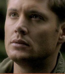 Jensen looking up