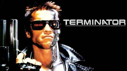 THE FIRST TERMINATOR IS THE BEST MOVIE I EVER SAW I COULD WATCH IT ALL araw