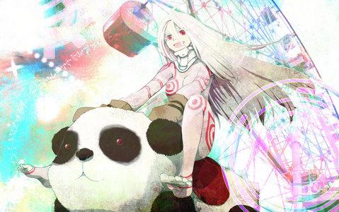 Only doing it for the girls ^^ 11. Shiro | Deadman Wonderland ((picture)) 12. Celty Sturluson | Durarara!! 13. Sayaka Miki | Mahou Shoujo Madoka Magica 14. Alice Baskerville | Pandora Hearts 15. Akane Tsunemori | Psycho Pass 16. Lain Iwakura | Serial Experiments Lain 17. Madoka Kaname | Mahou Shoujo Madoka Magica 18. Annie Leonhardt | Shingeki no Kyojin 19. Minagi Tohno | AIR TV 20. Nami | One Piece