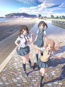 I think u may like these ones: Isshukan vrienden Tari Tari (pic) Hanasaku iroha Love Live Hyouka Plastic memories