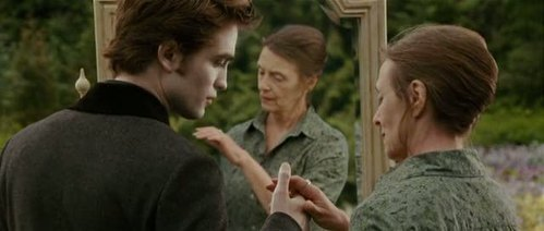 mirror,mirror in the meadow,who's the hottest vampire of them all?<3