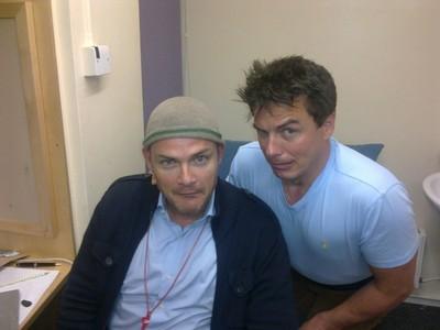 Gavin and John