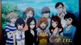 Any character from Persona 4 the Animation and the Golden Animation is very funny. Copy and past the link into the tuktok of the page paghahanap bar to watch the Persona 4 the Animation funny moments. https://m.youtube.com/watch?v=QpdP6_Xq7I4 This is a picture of the Persona 4 Golden PS Vita Video game ending scene. This has ro be the most funnist Anime i have ever seen. Makes me laugh really hard. Felt like my stomach was gonna bust open from laughing so hard. :-3 :-D <3