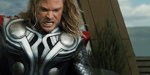 angry Avenger<3