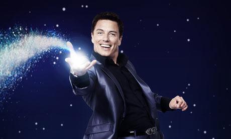 John making magic <33333