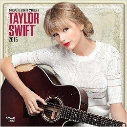 taylor تیز رو, سوئفٹ 2015 official calendar