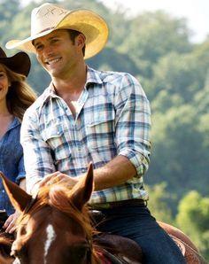 yee-haw,my gorgeous cowboy<3
