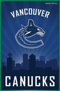 WE THE PEOPLE IN VANCOUVER LUV THE CANUCKS