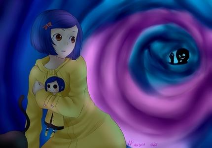 CoralineNazi36 Coraline_Jones Coraline@Night