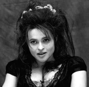 Helena Bonham-Carter as Bellatrix