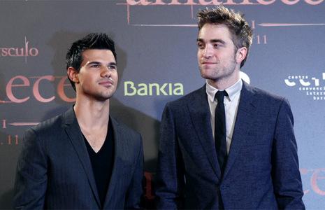Rob and Taylor<3