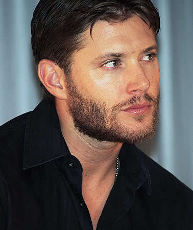 Ackles with stubble<3