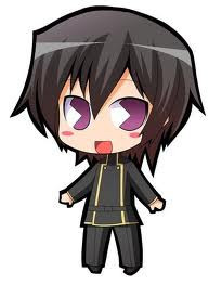 First and ultimate crush Lelouch