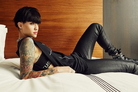Ruby Rose is 29 :O She doesnt even bloody look it.