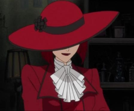 Madame Red from Kuroshitsuji!