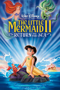 I don't think this would be the WORST, but it was a little cringeworthy. In my opinion, the Little Mermaid was a great movie and should've been left alone. This sequel just kind of put me off a little. Not a big fan of it.