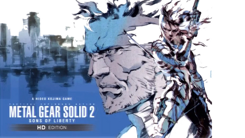 Metal Gear Solid 2. Man, that ending really made me 질문 a lot of things