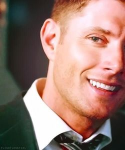 Jensen's pearly whites